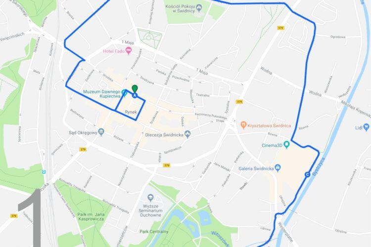 Utrudnienia – 4. RST Półmaraton Świdnicki