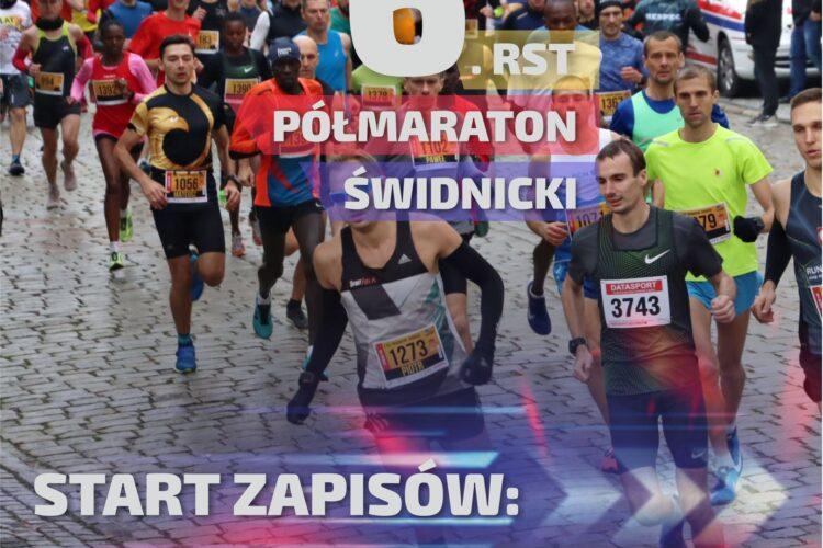 Weź udział w 6.RST Półmaratonie Świdnickim
