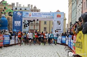 2.RST Półmaraton Świdnicki - fot. Artur Ciachowski (10)