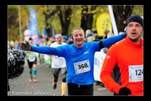 2. RST Półmaraton Świdnicki - 5.11.2016 - Kazimierz Jurewicz