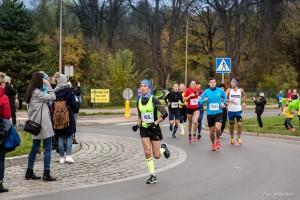 2. RST Półmaraton Świdnicki - 5.11.2016 - Michał Biela