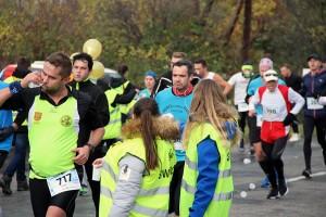 2. RST Półmaraton Świdnicki - 5.11.2016 - Hufiec ZHP Świdnica