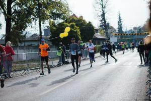 3. RST Półmaraton Świdnicki - 4.11.2017 - Edyta Gąsior