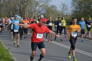 3. RST Półmaraton Świdnicki - 4.11.2017 - Aktywna Świdnica