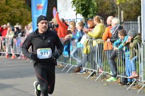 3. RST Półmaraton Świdnicki - 4.11.2017 - Joanna Kowalska, Przemysław Pojasek