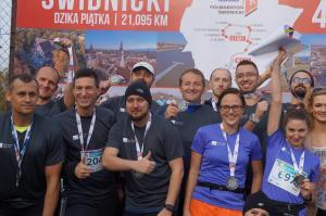 3. RST Półmaraton Świdnicki - 4.11.2017 - Marcin Czałkiewicz