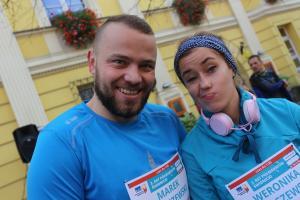 3. RST Półmaraton Świdnicki - 4.11.2017 - Radosław Werner