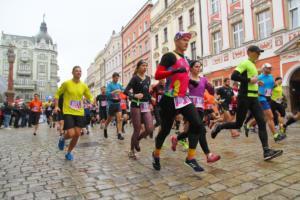4. RST Półmaraton Świdnicki - 3.11.2018 - Daniel Gębala