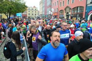 5. RST Półmaraton Świdnicki - 9.11.2019 - Wiktor Bąkiewicz