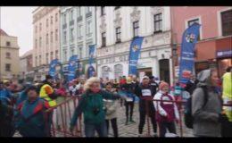 2. RST Półmaraton Świdnicki - rozgrzewka